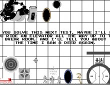 8-bit Portal